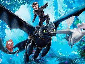 Reseña sobre Como entregar a tu dragón 3