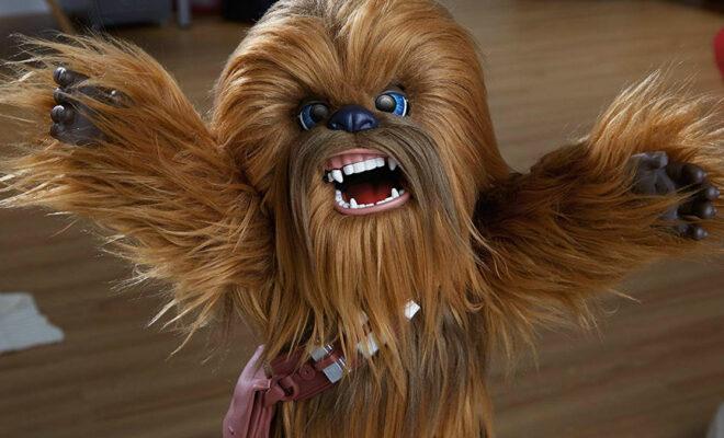 La triste realidad de Chewbacca