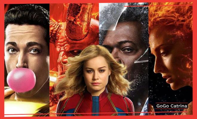 Checa las películas de superhéroes que vendrán este 2019