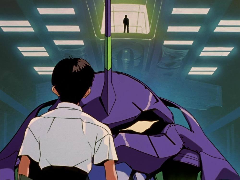 Shinji Evangelion