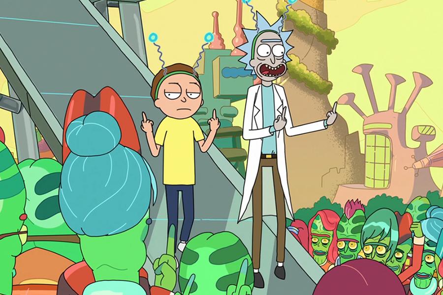 Rick y Morty nueva temporada