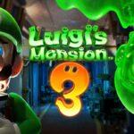 Nintendo mostró gameplay de Luigi's Mansion 3