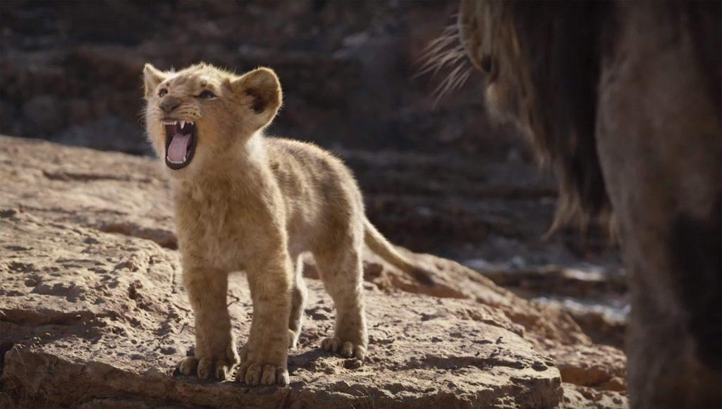 simba el rey leon 2019