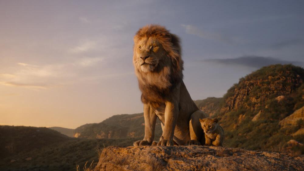 el rey leon 2019