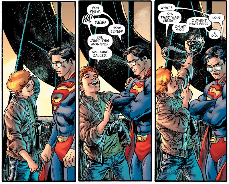 Cómic de la semana: Superman 18