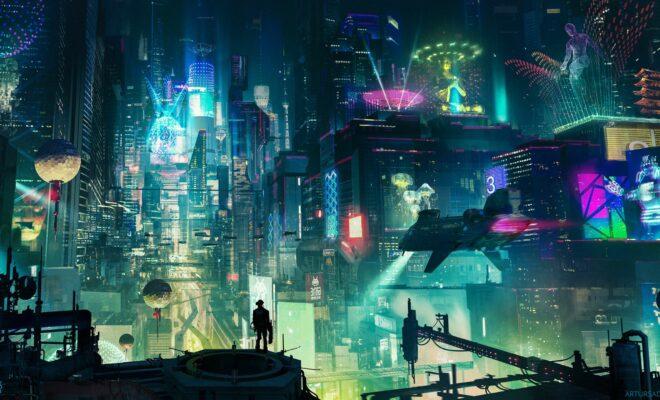 de donde viene el cyberpunk