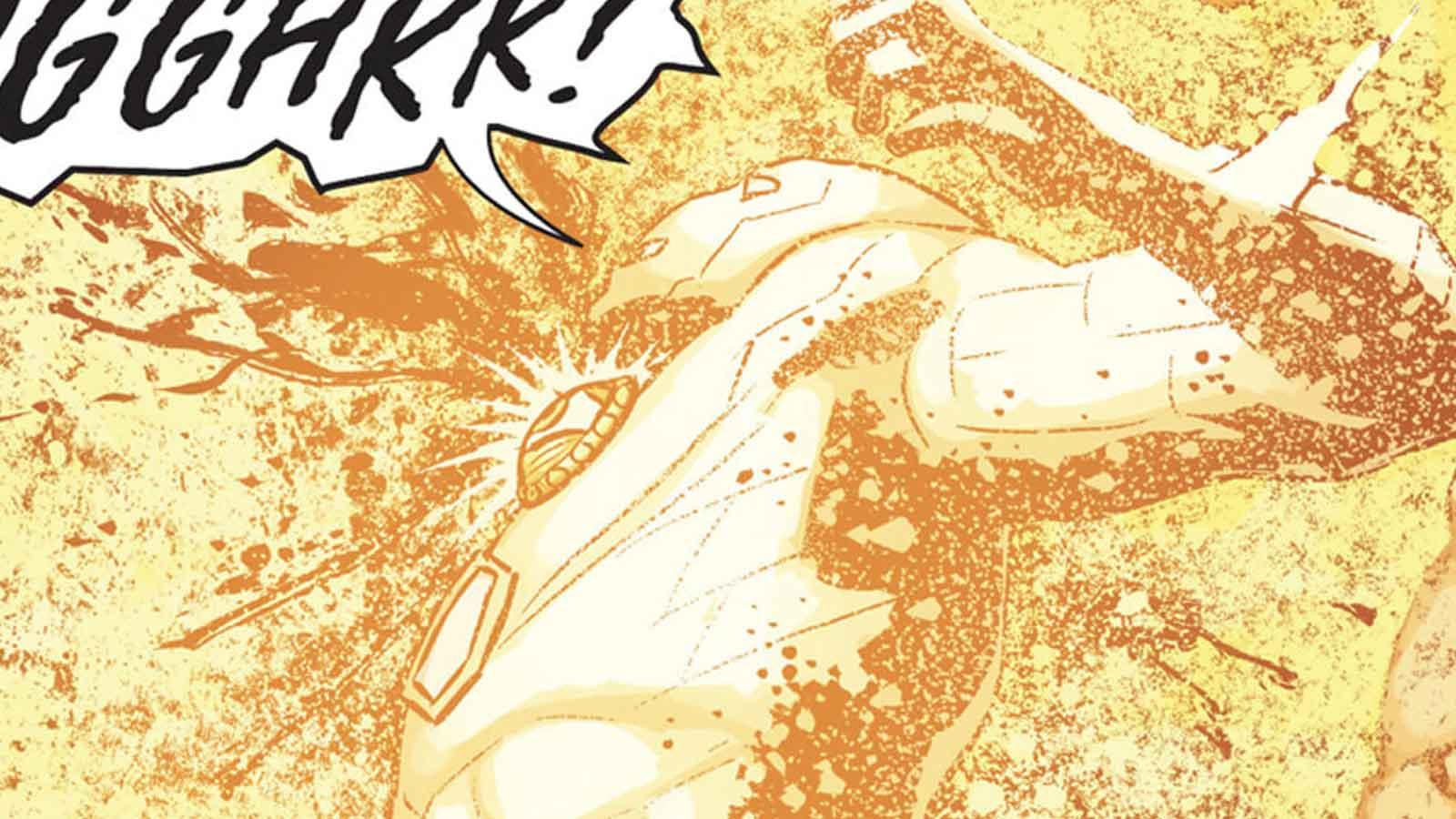 dark avengers comic de la semana