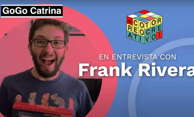 frank rivera cotorreo creativo