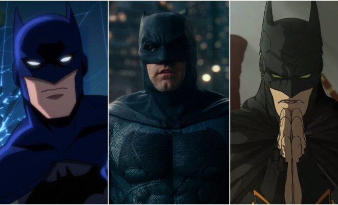 mejores 5 batman