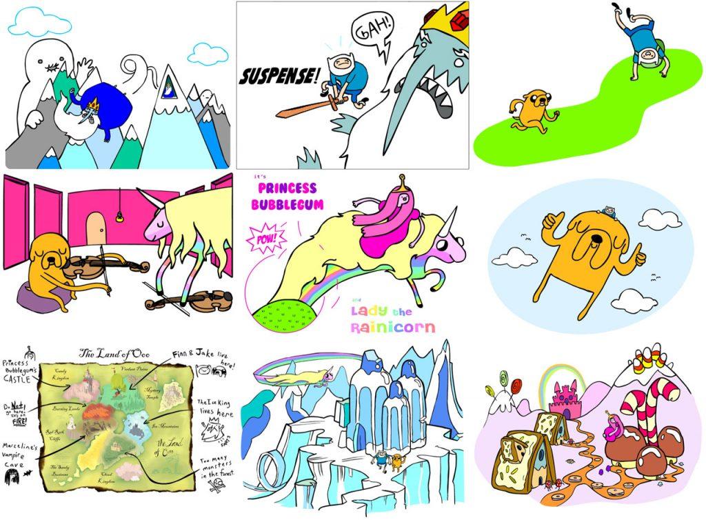 Biblia de animación
