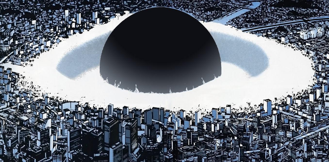 3 animaciones de los bombardeos en japon