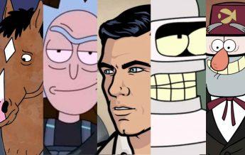 5 antiheroes de las series animadas