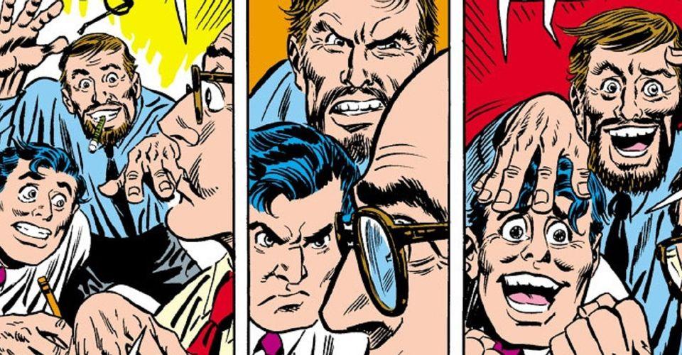 metodo marvel para escribir comics