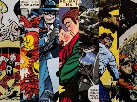 generos tradicionales de comics