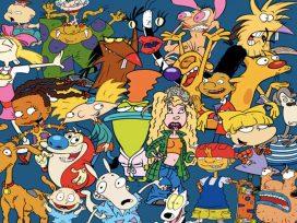series animadas originales de nickelodeon
