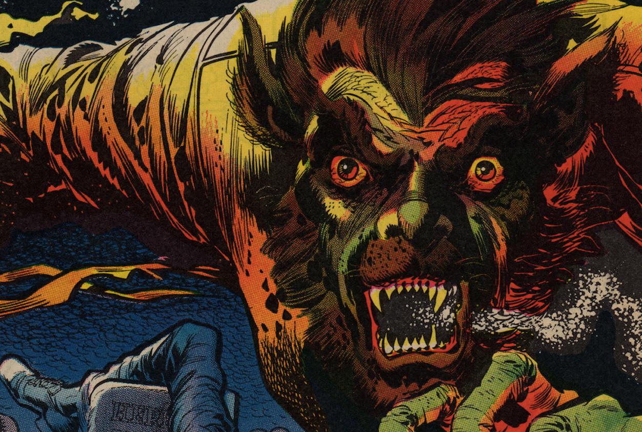 comics de terror