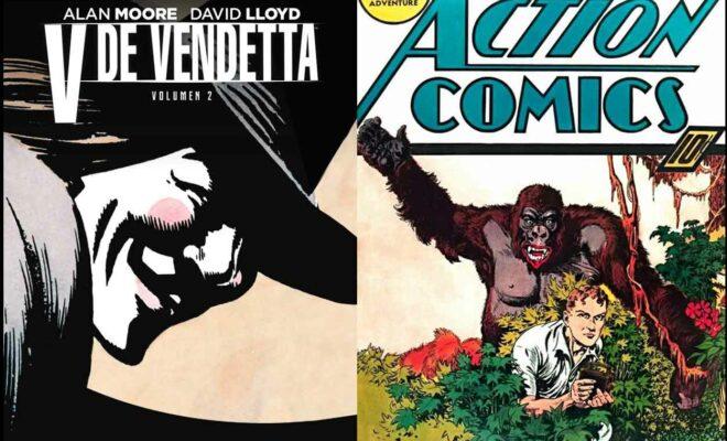 novela grafica vs comic