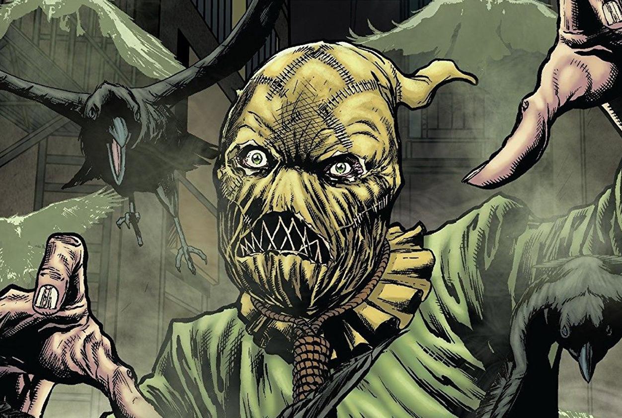 mejores comics de DC para halloween