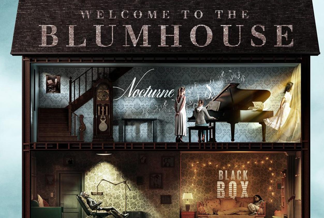 antologia de blumhouse