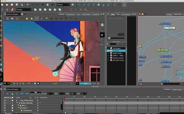 Los mejores software de animación 2D