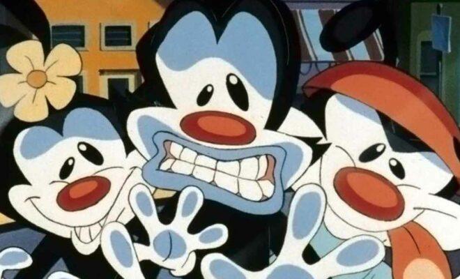 animaniacs serie animada