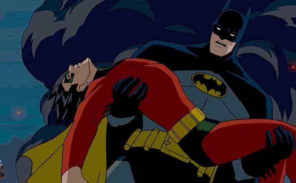 Las 10 mejores películas animadas de DC
