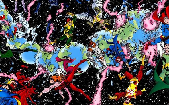 Crisis on infinite Earths mejores novelas gráficas