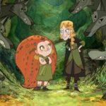 The Art of Wolfwalkers un vistazo a la nueva película de Cartoon Saloon