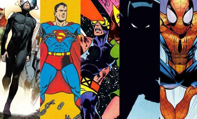 escritores de comics que cambiaron la industria