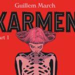 Karmen llega a América con Image Comics