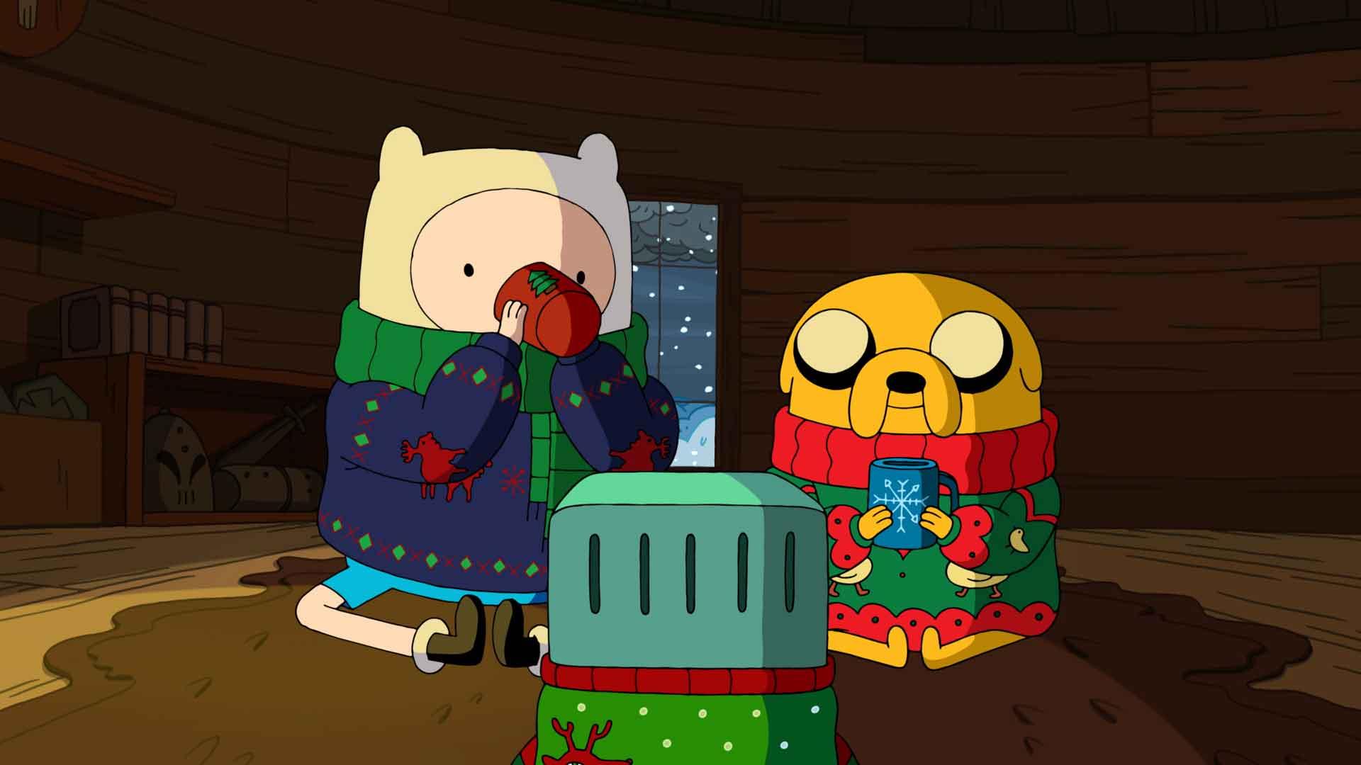 episodios animados de navidad