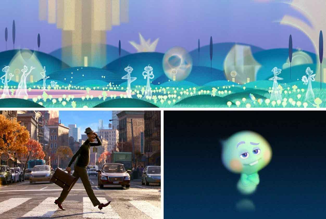 los retos de animacion de soul