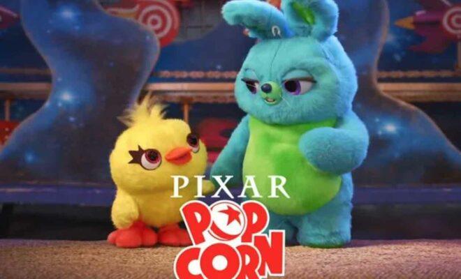 pixar cortos animados