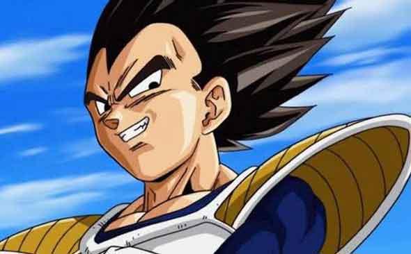 Los personajes de anime más populares