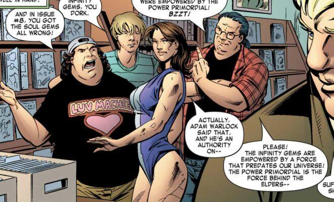 continuidad en los comics