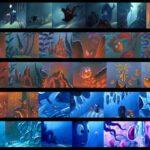 El poder del color en la animación ¿qué es un guion de color?