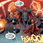 Conoce a Strange Academy, la academia sobrenatural de Marvel