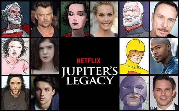 Jupiter's Legacy: