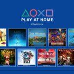 Los mejores videojuegos de Play at Home de Playstation