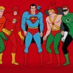 Las mejores series animadas de superhéroes de Filmation