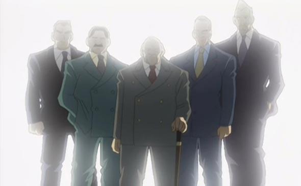 Noah Kaiba y los cinco jefes