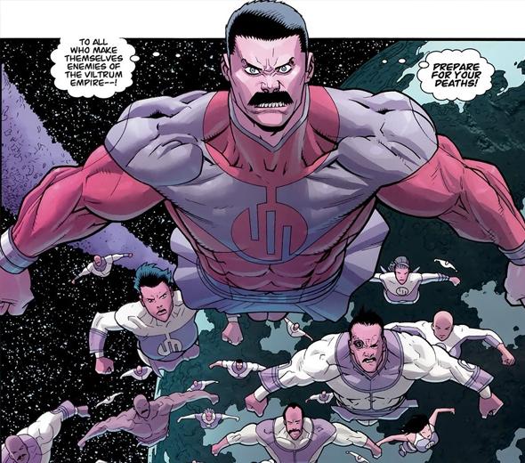 Invincible-comics-segunda-temporada
