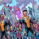 los comics de invincible