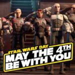 May the Fourth: celebra el universo animado de Star Wars