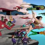 En qué orden ver las películas de las películas animadas de DC